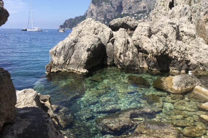 One Week Art Holiday Experience in Capri